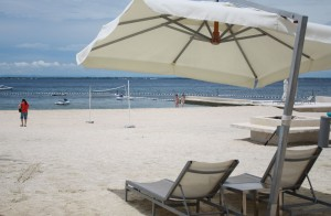 Cebu beaches include Be Resorts in Punta Engaño, Lapu-Lapu City.