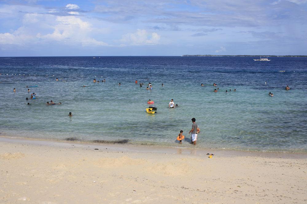 Cebu Beaches Popular With Tourists Mycebu Ph
