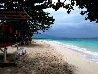 Lambug Beach
