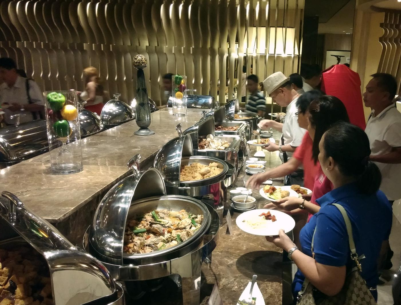 Chinese Restaurant In Makati City