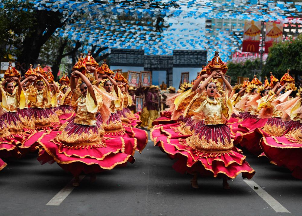 Sinulog 2014 Grand Parade winners named - WorldNews