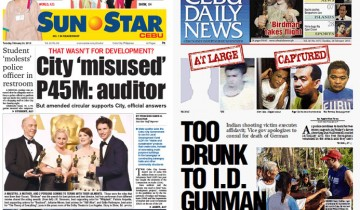 Cebu newspapers