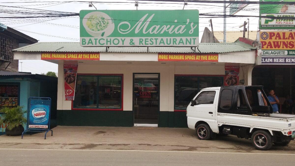 Maria's Batchoy Dalaguete