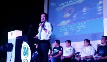 Earth Hour Cebu