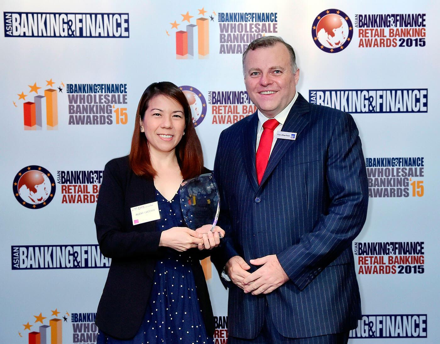 Asian bank finance