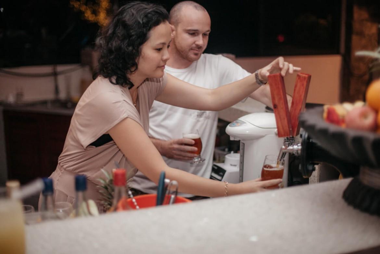 Turning Wheels craft beer