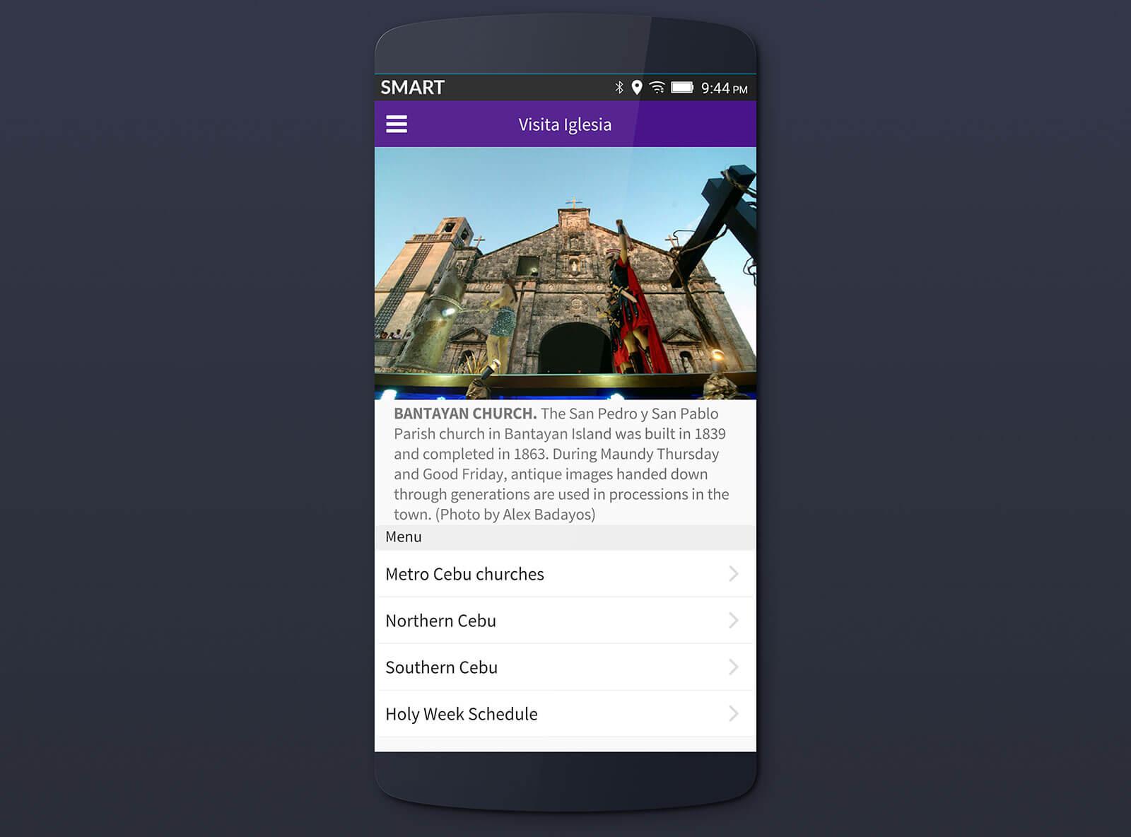 visita-iglesia-app