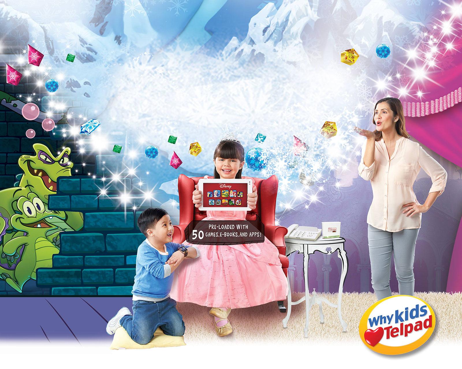 PLDT-Telpad-Playground