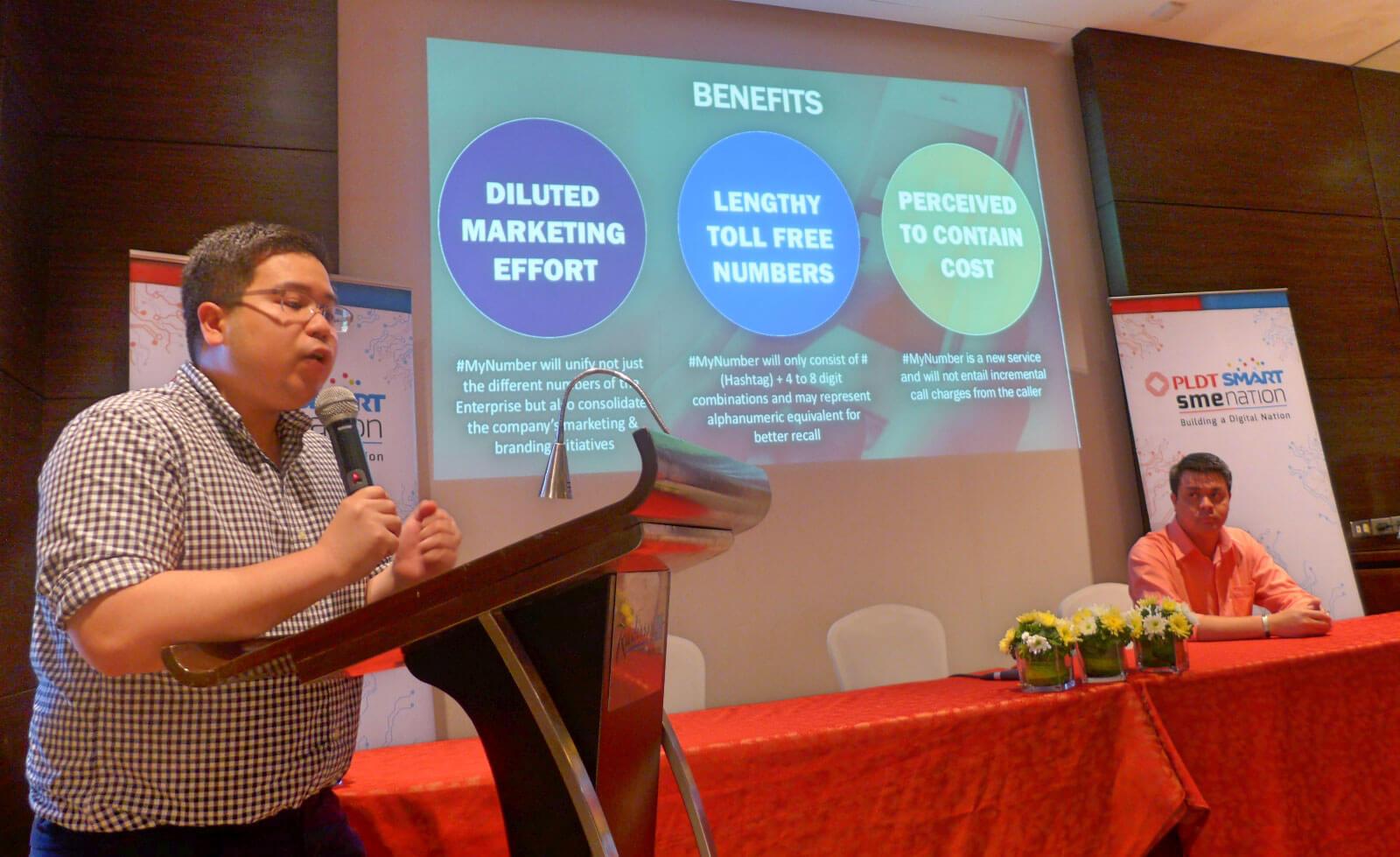 PLDT #MyNumber Cebu launch