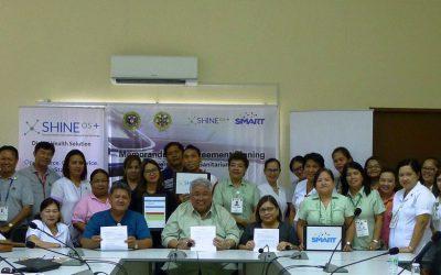Smart empowers Eversley Childs Sanitarium in Cebu with digital services