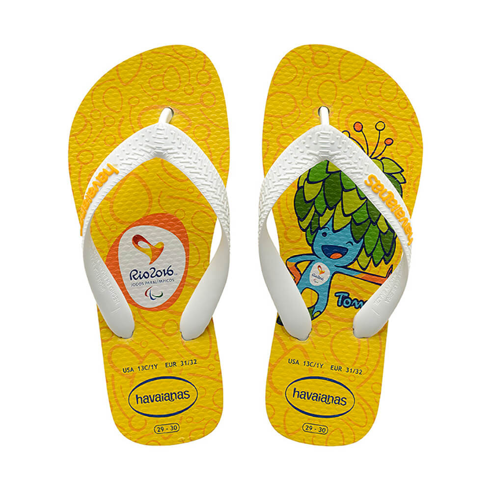 9355f3e2f4d Havaianas joins Olympics with Rio 2016 collection