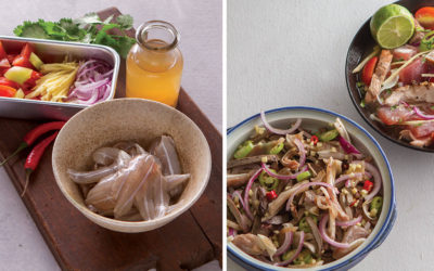 Original Pino brings you Chef Tatung's 'From Heart to Platter' menu