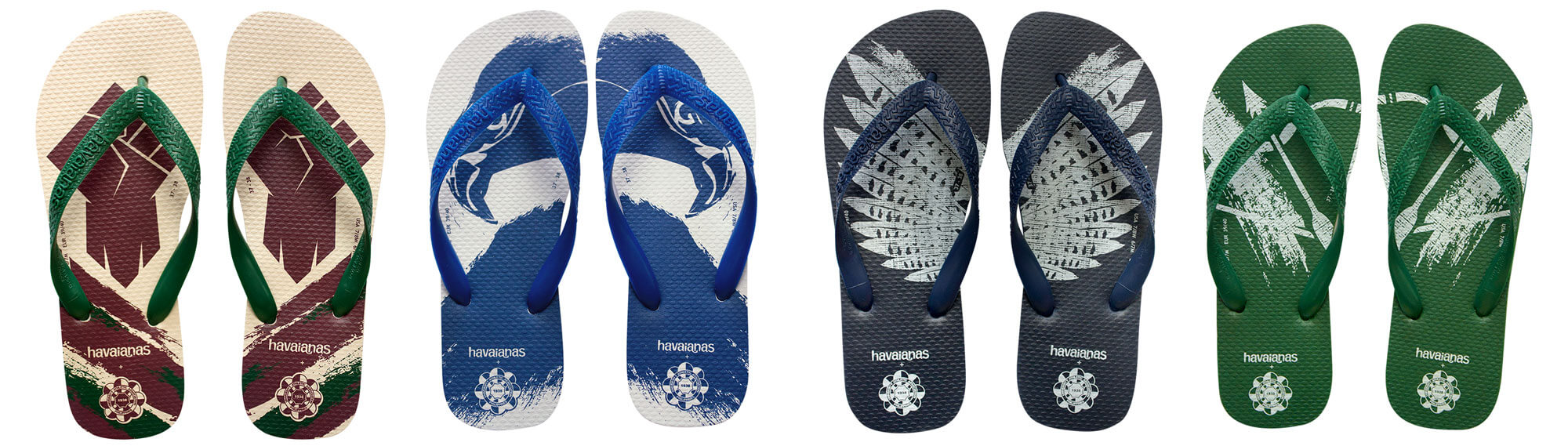 Havaianas + UAAP 2016 collection
