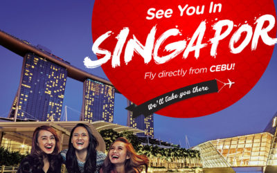 AirAsia opens direct Cebu-Singapore flights, offers P888 introductory fare