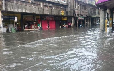 Pag-asa warns Cebu of more flooding until March; CA urges Cebu City officials to talk over Inayawan issue; Survey shows rampant corruption–Cebu News Digest for October 13, 2016.