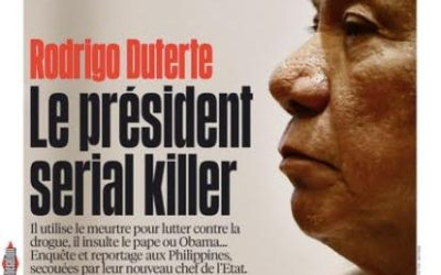 CHR 7 defends Duterte from 'serial killer' tag; boy's family says cops planted gun; Tomas blames Pesquera for P57 million fine–Cebu News Digest for October 11, 2016.