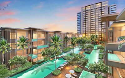 AppleOne launches Sheraton-branded residential project The Residences in Mactan