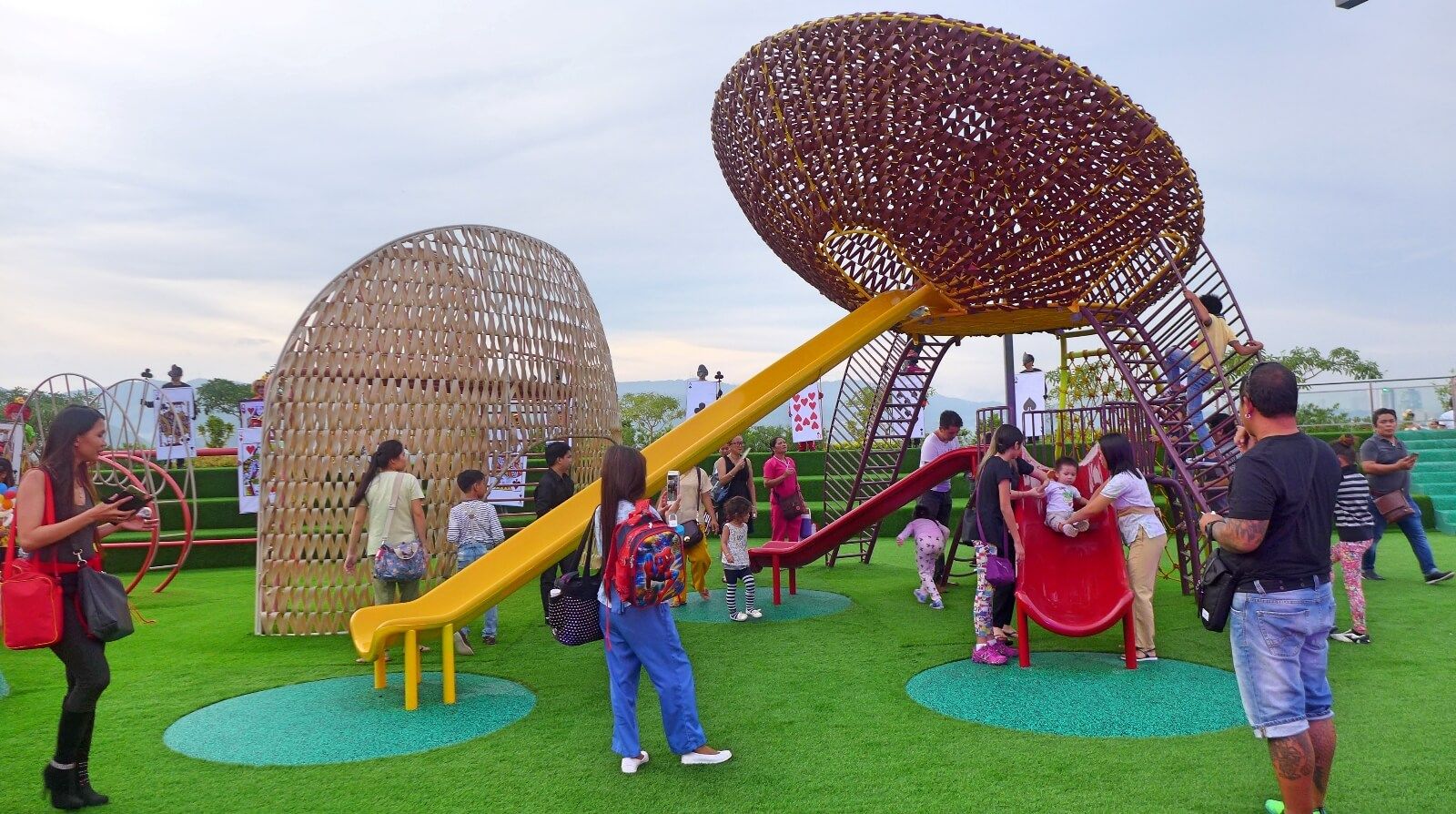 Sky Park A Colorful World Of Fun Play In SM Seaside City