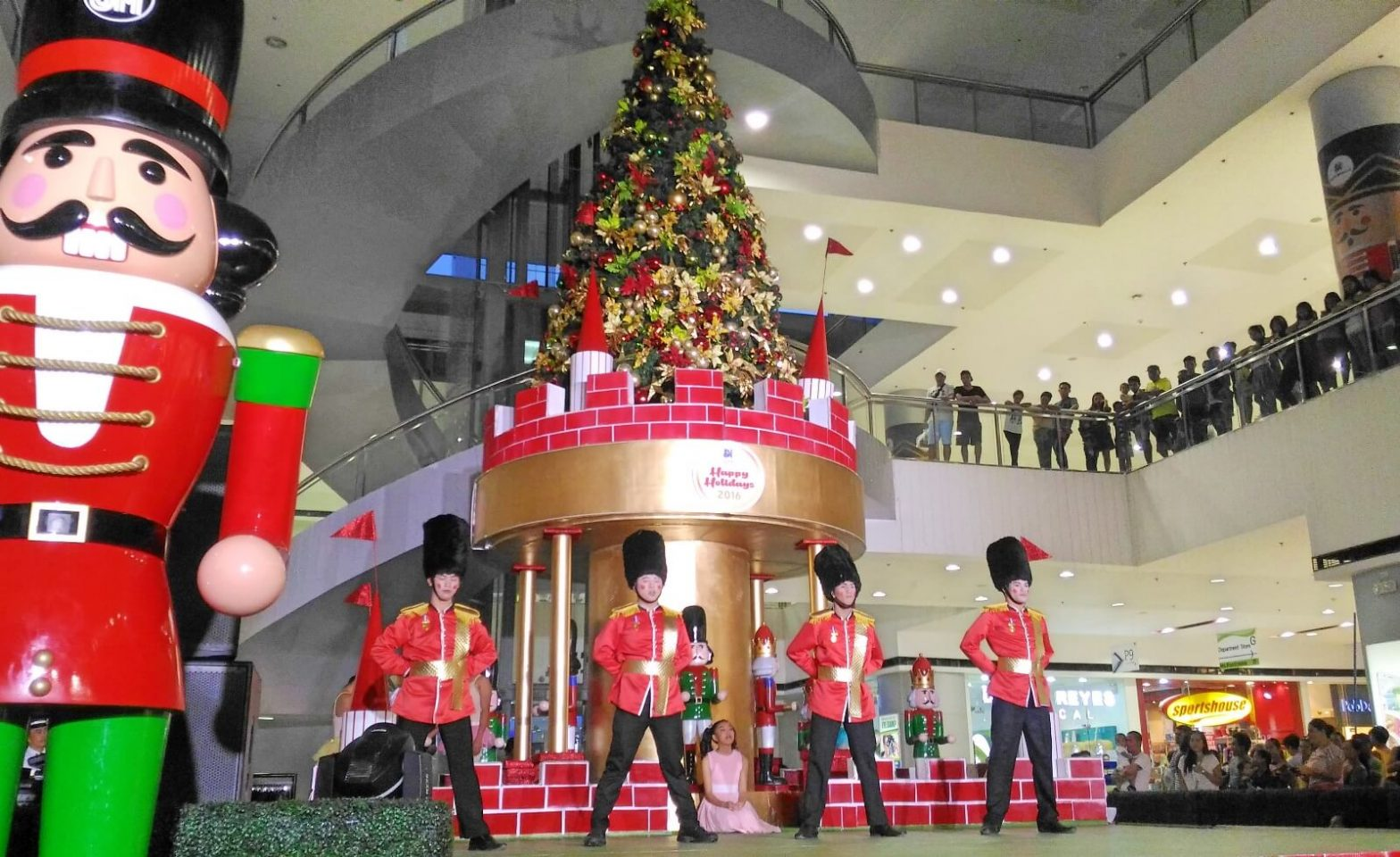 SM City Consolacion Christmas
