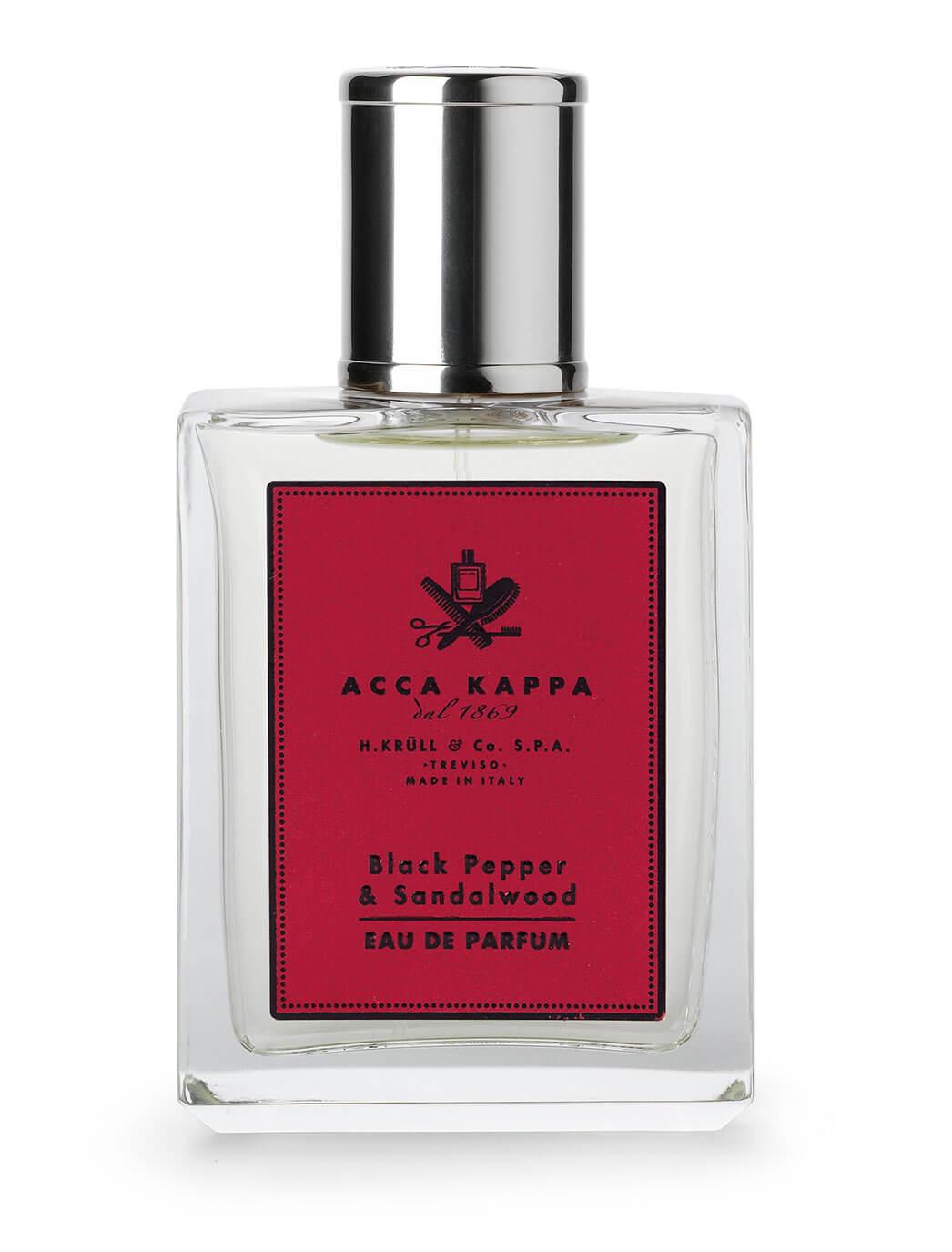 Acca Kappa Black Pepper and Sandalwood Eau De Parfum.