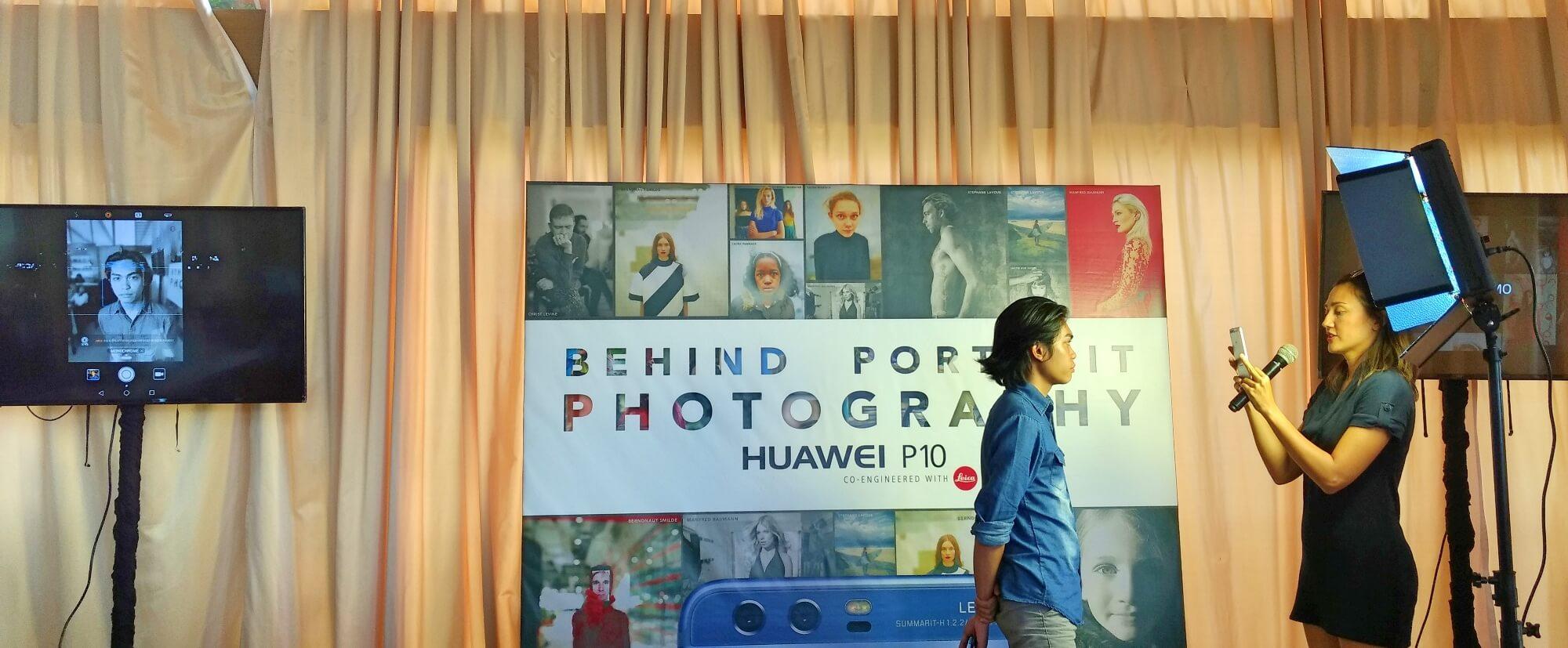 Huawei P10 Sarah Black