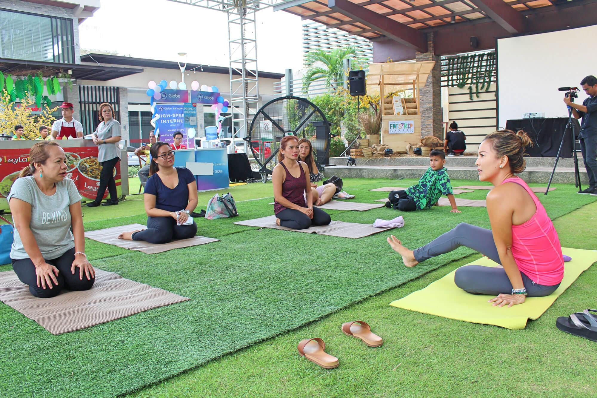 Oakridge Fitstrip Yoga