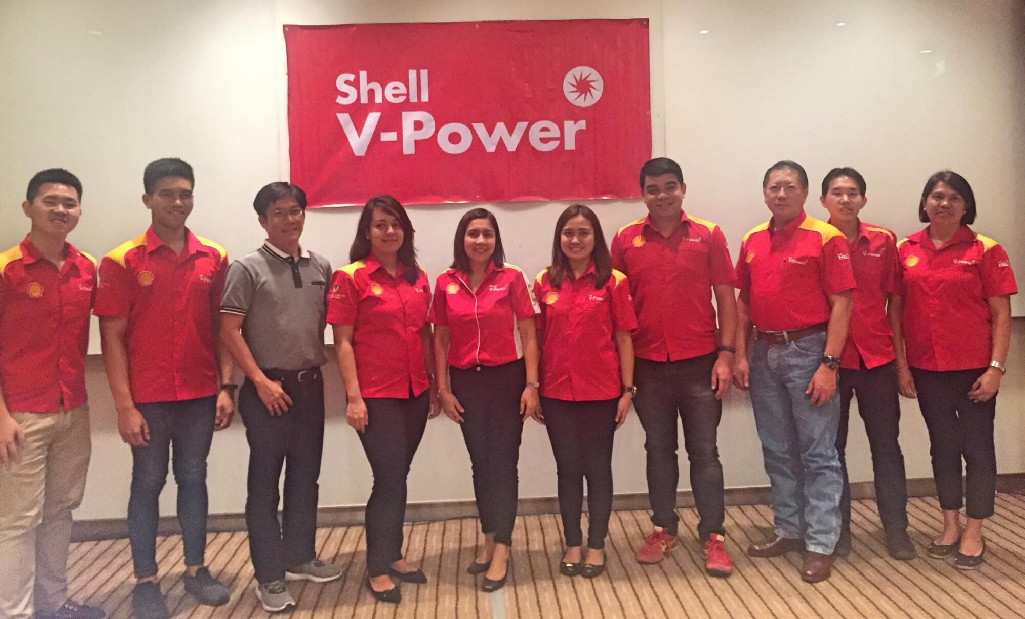 Shell V-Power Cebu launch