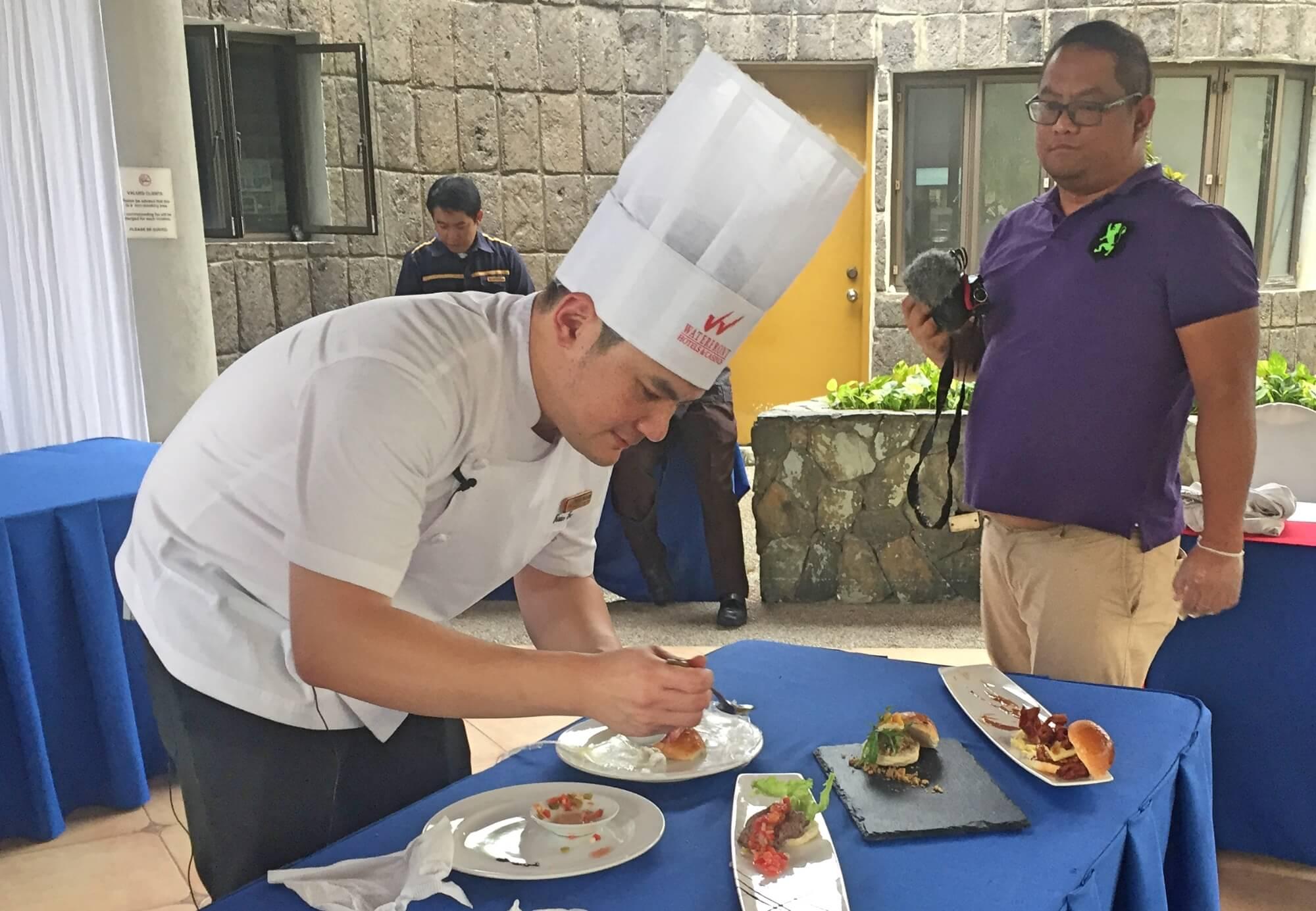 Chef Tristan Encarnacion