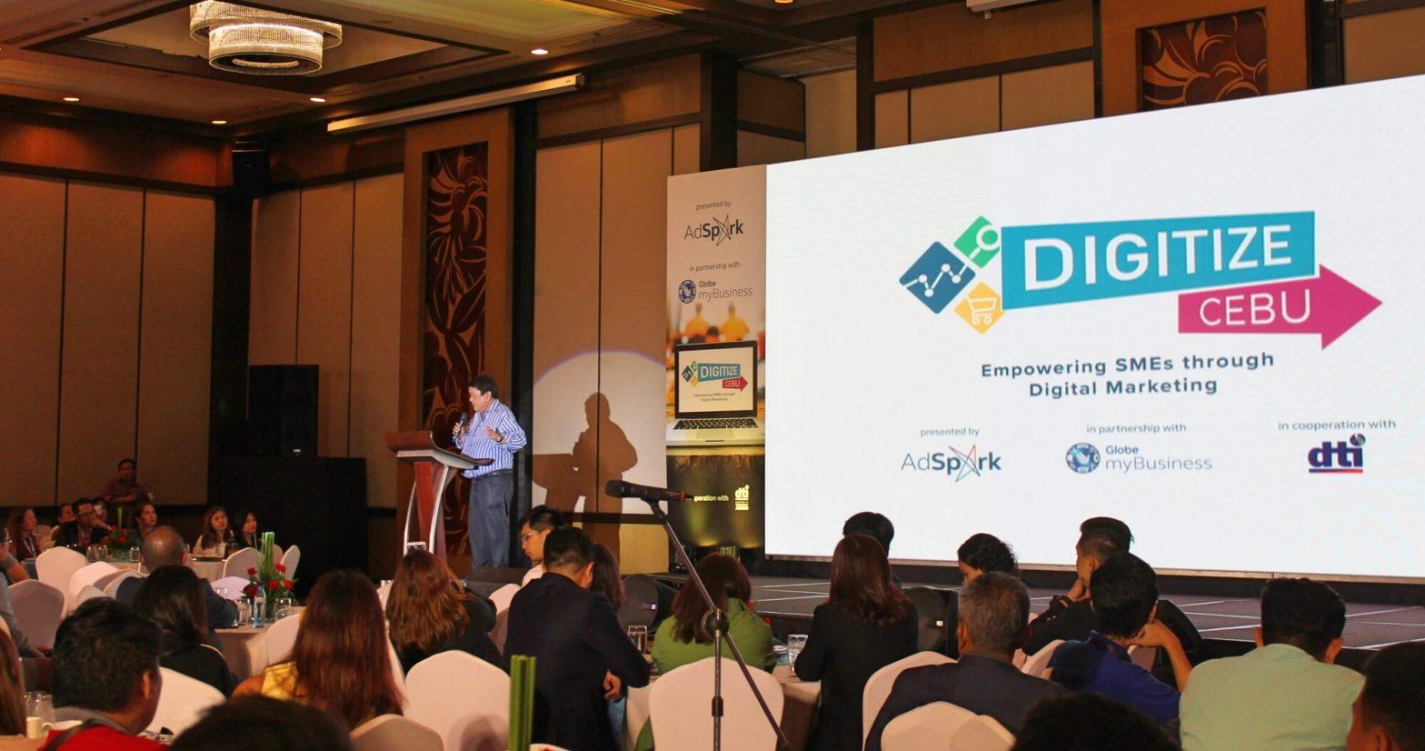 Digitize Cebu Mayor Tomas Osmeña