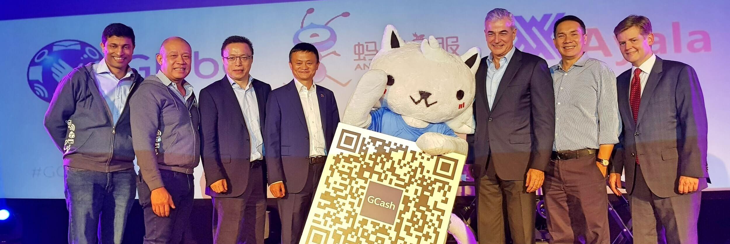 "Globe, Alibaba partnership makes GCash ""future of payments ..."