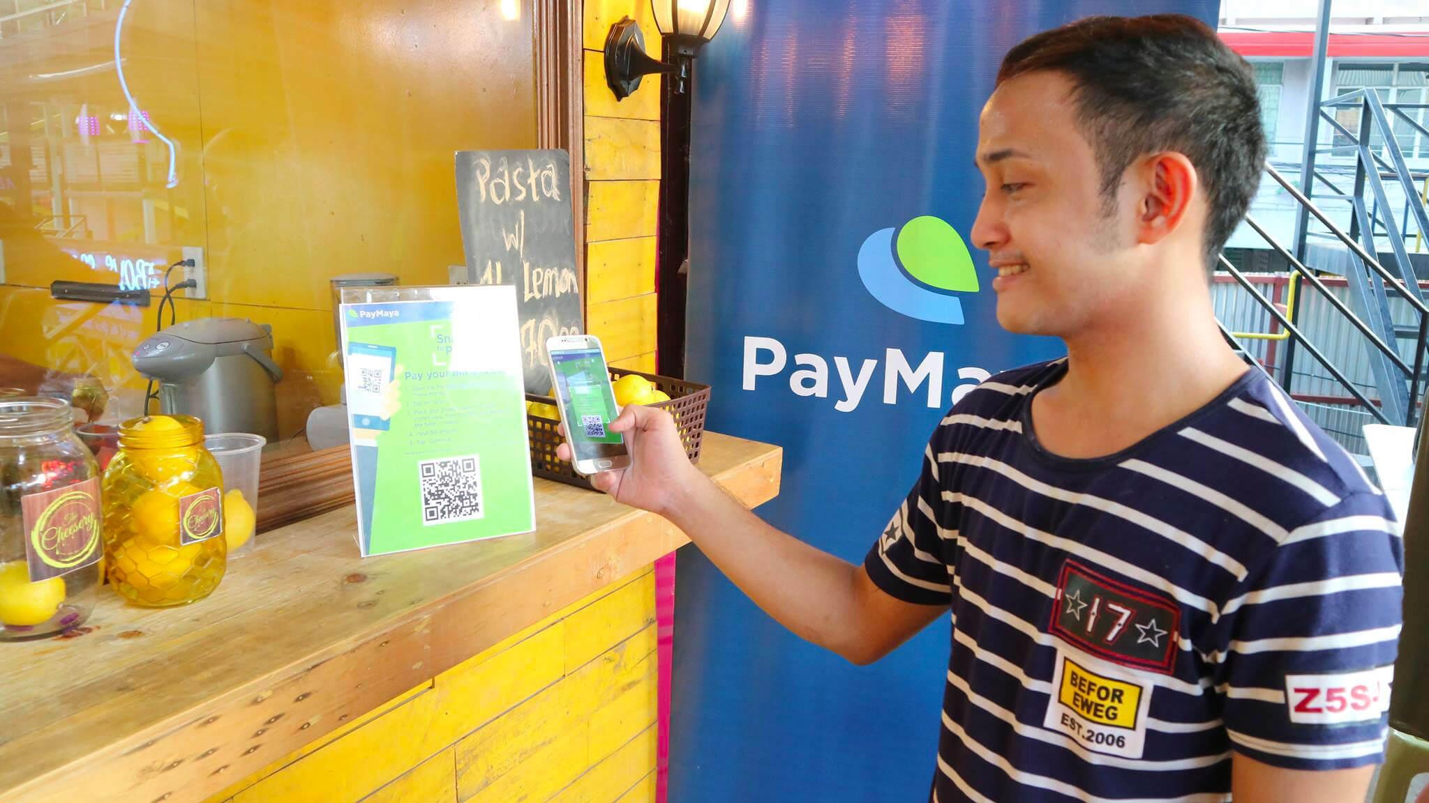 PayMaya QR Code