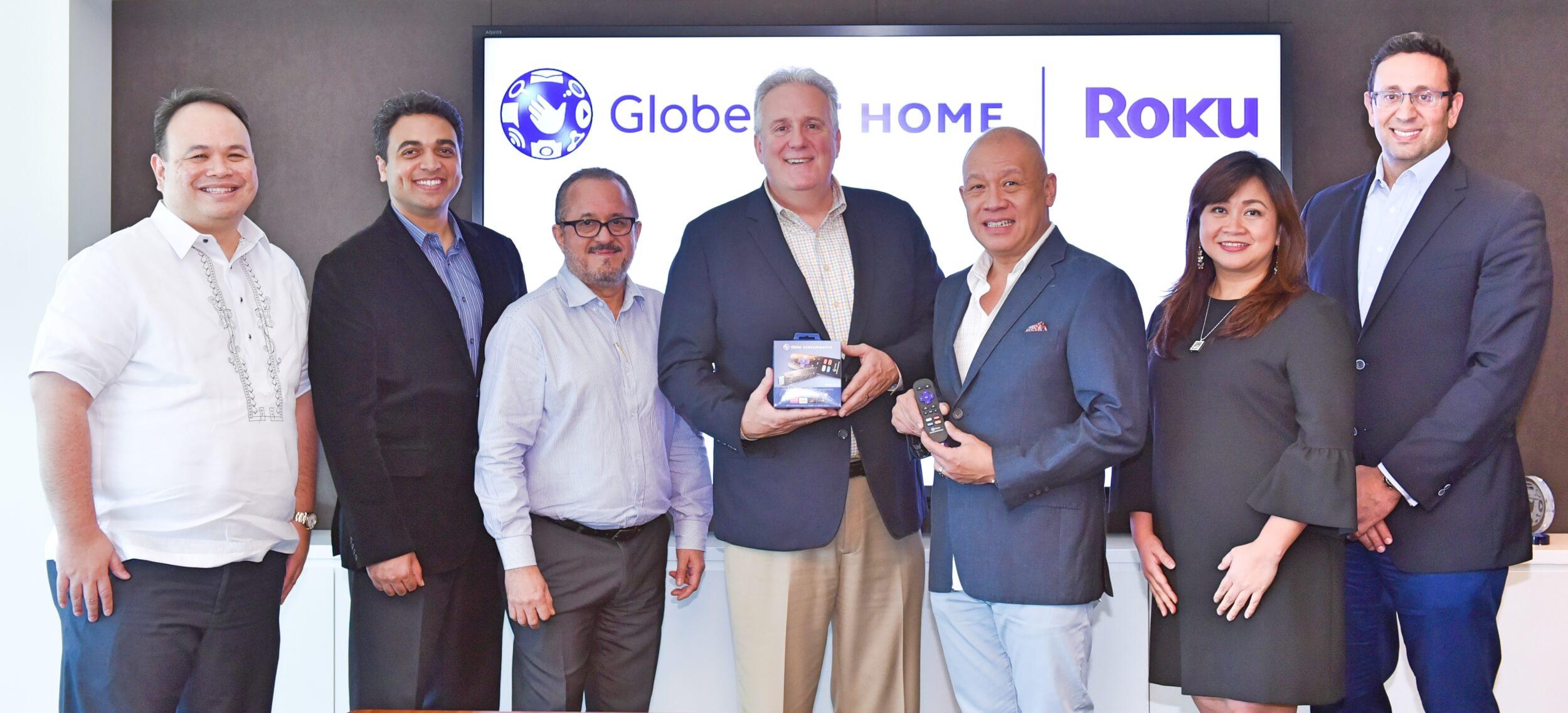 Roku Globe