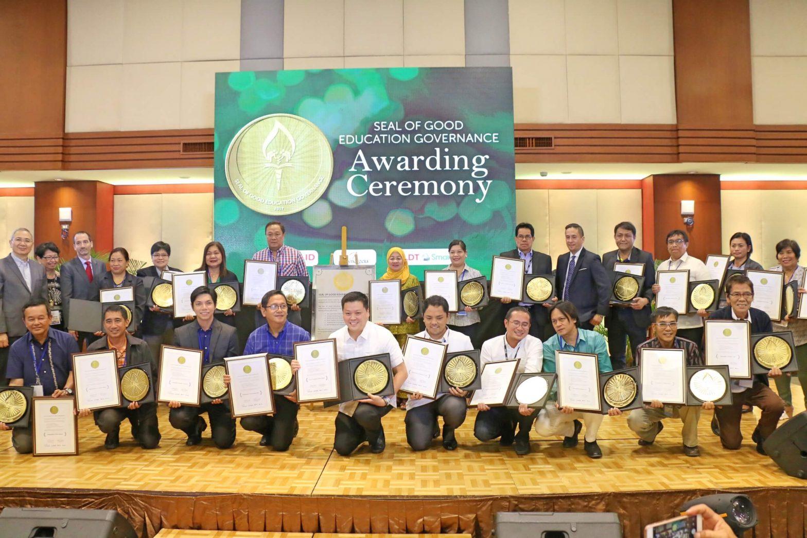 Synergeia Awardees