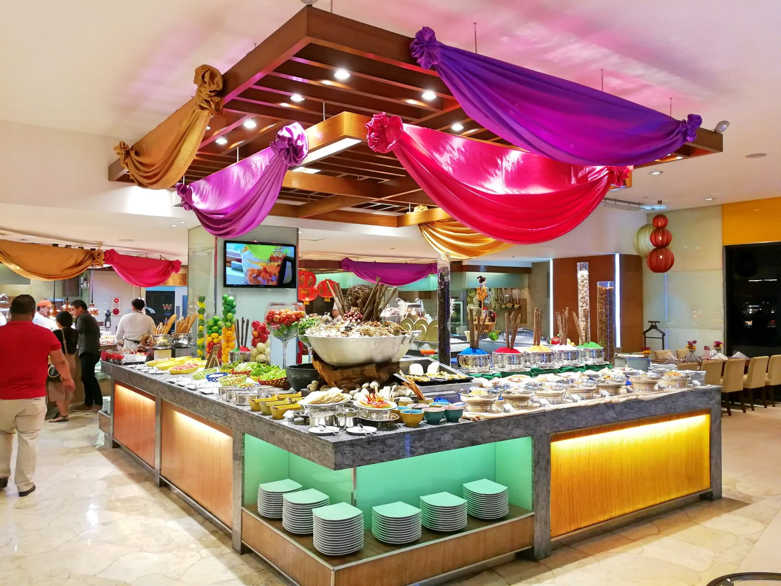 Marco Polo Khana Indian food festival