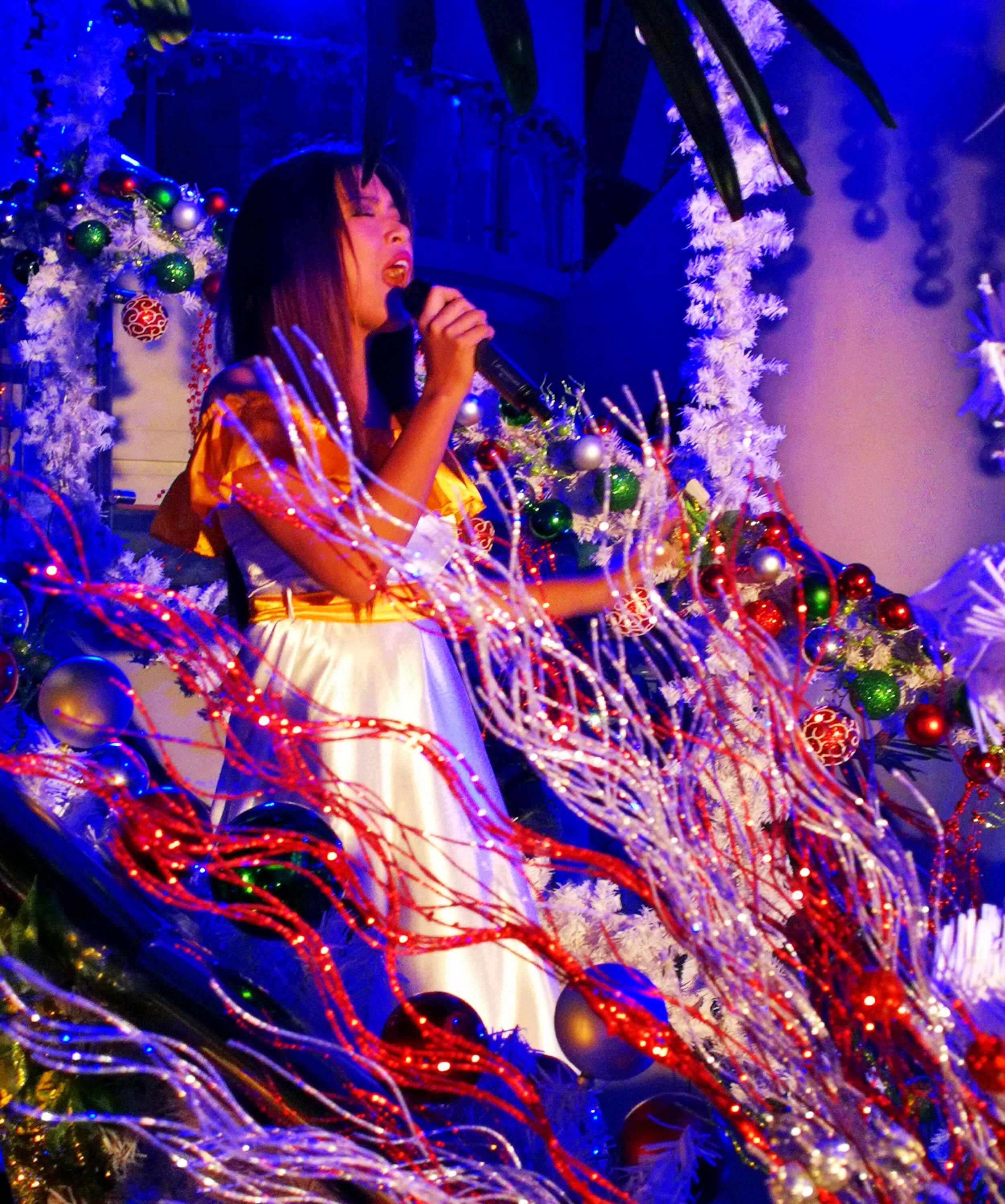 Parklane Christmas Tree lighting