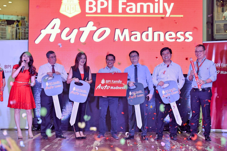 BPI Family Auto Madness