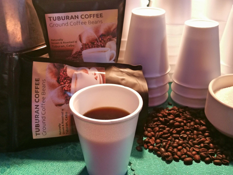 Cebu Journeys Tuburan coffee.