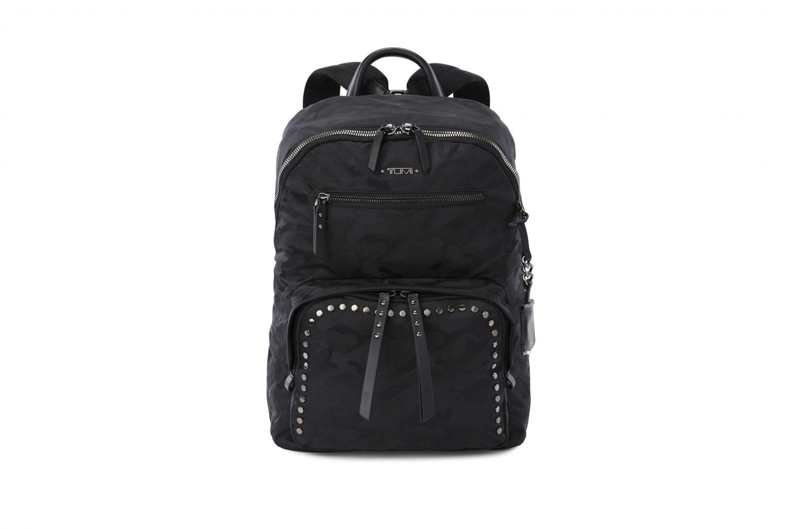 TUMI Voyageur Novelty Hagen Backpack - Black Camo
