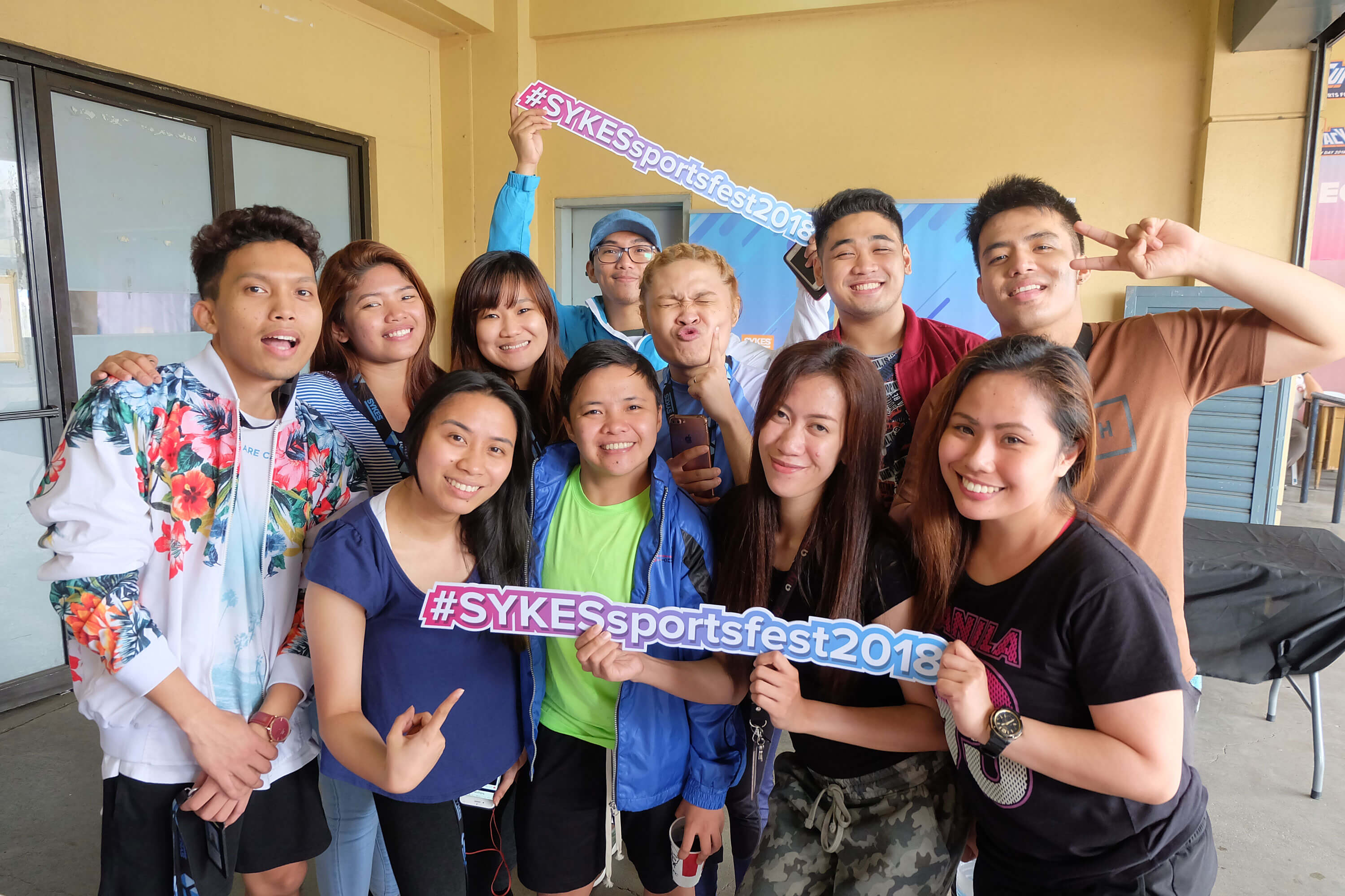 SYKES Philippines Family Day