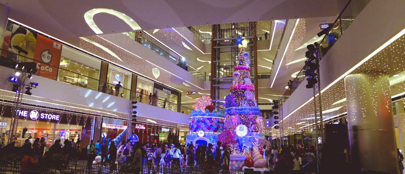 SM Seaside City Christmas