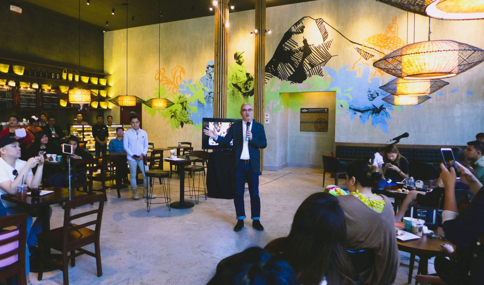 Bo's Coffee Capitol Steve Benitez