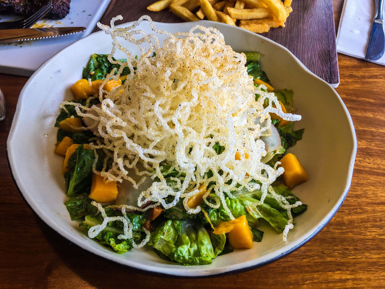 TGI Fridays salad
